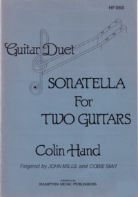Sonatella available at Guitar Notes.