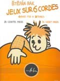 Jeux sur 6 cordes(Mikulka) available at Guitar Notes.