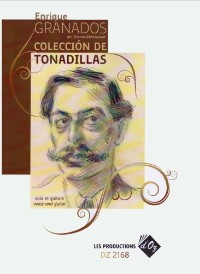 Coleccion de Tonadillas (Manoukian) available at Guitar Notes.