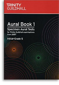 Aural Tests, Book 1 (Initial-Grade 5) to 2016 available at Guitar Notes.