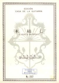 Viento mordaz available at Guitar Notes.