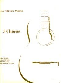 5 Choros available at Guitar Notes.