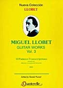 Guitar Works Vol.3 Transcriptions available at Guitar Notes.