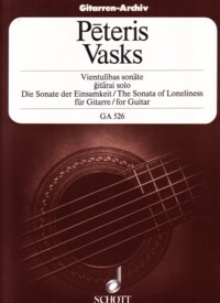 Sonata of Loneliness(Evers) available at Guitar Notes.