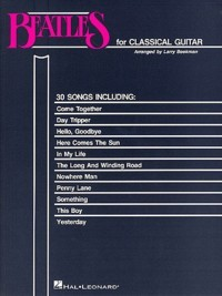 Beatles for Classical Guitar(Beekman) available at Guitar Notes.