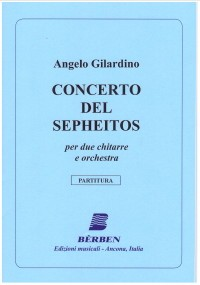 Concerto del Sepheitos [2 Guitars] available at Guitar Notes.
