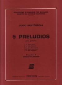 Preludio no.4 available at Guitar Notes.