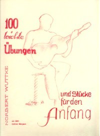 100 Easy Exercises & Pieces available at Guitar Notes.