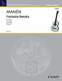 Fantasia:Sonata(Segovia) available at Guitar Notes.