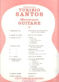 Chansons bresiliennes, Vol.2 available at Guitar Notes.