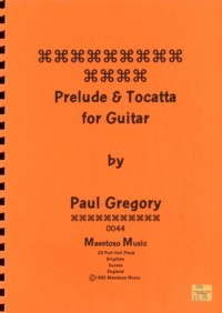 Prelude & Toccata available at Guitar Notes.