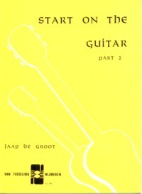Start on the Guitar, Part 2 available at Guitar Notes.