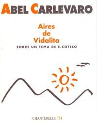 Aires de Vidalita available at Guitar Notes.