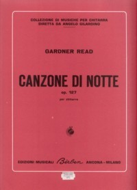 Canzone di Notte, op.127 available at Guitar Notes.