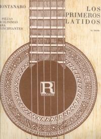 Los Primeros Latidos available at Guitar Notes.