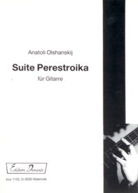 Suite Perestroika available at Guitar Notes.