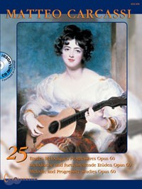 25 Etudes Melodiques Progressives, op.60 [BCD] available at Guitar Notes.