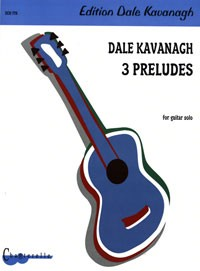 Three Preludes available at Guitar Notes.