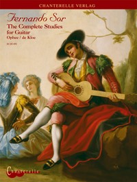 The Complete Studies(Ophee/de Kloe) available at Guitar Notes.