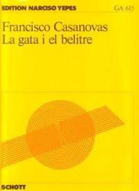 La Gata i el belitre(Yepes) available at Guitar Notes.