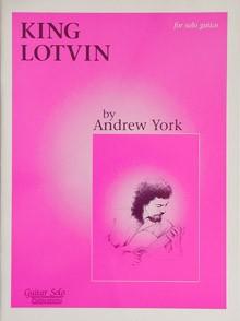 King Lotvin available at Guitar Notes.