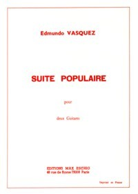 Suite populaire available at Guitar Notes.