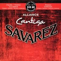 510AR Alliance Cantiga Red ST available at Guitar Notes.
