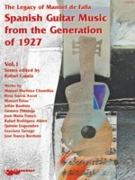 Spanish Guitar Music of 1927 available at Guitar Notes.