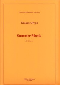 Summer Music available at Guitar Notes.