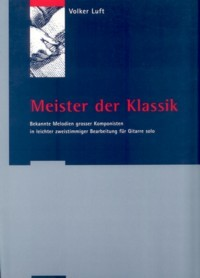 Meister der Klassik available at Guitar Notes.