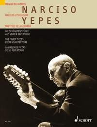 The Finest Pieces from his Repertoire available at Guitar Notes.