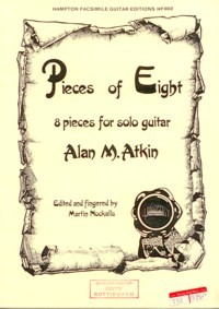 Pieces of Eight available at Guitar Notes.