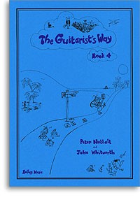 The Guitarist's Way, Book 4 available at Guitar Notes.