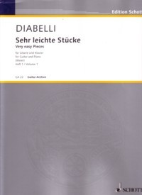 Very Easy Pieces, Vol.4(Meier) available at Guitar Notes.