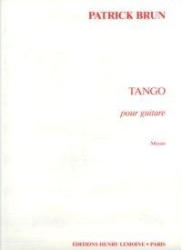 Tango available at Guitar Notes.