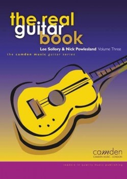 The Real Guitar Book, Vol.3 available at Guitar Notes.