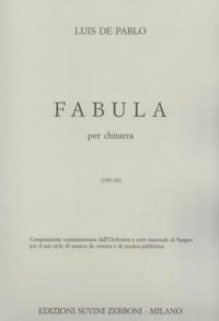 Fabula available at Guitar Notes.