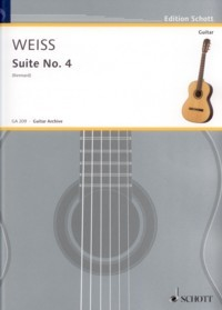 Suite no.4(Kennard) available at Guitar Notes.