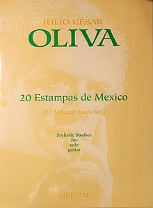 20 Estampas de Mexico available at Guitar Notes.