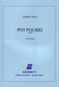 Potpourri, op.70(Agostinelli/Rossini) available at Guitar Notes.