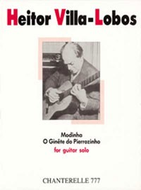 Modinha; O Ginete do Pierrozinho available at Guitar Notes.