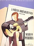 Cinq Pieces bresiliennes available at Guitar Notes.