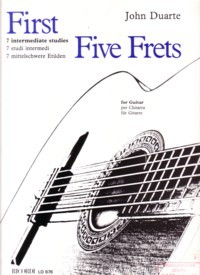 First Five Frets, op.90 available at Guitar Notes.