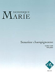 Sonatine champignonne available at Guitar Notes.