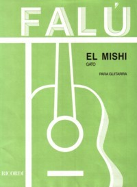 El Mishi, gato available at Guitar Notes.