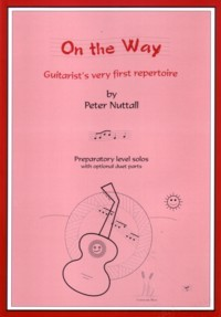 On the Way available at Guitar Notes.