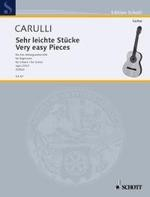 Very Easy Pieces, op.333a(Gotze) available at Guitar Notes.