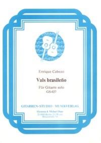 Vals Brasileno available at Guitar Notes.