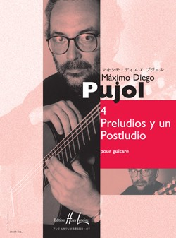 4 Preludios y un Postludio available at Guitar Notes.
