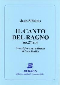 Il Canto del Ragno, op.27/5(Putilin) available at Guitar Notes.